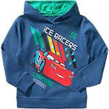 DISNEY CARS Kapuzensweatshirt für Jungen
