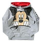 DISNEY MICKEY MOUSE & FRIENDS Kapuzensweatshirt für Jungen
