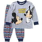 DISNEY MICKEY MOUSE & FRIENDS Schlafanzug für Jungen