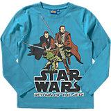 STAR WARS Langarmshirt für Jungen