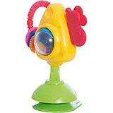 """Игрушка для стульчика """"Мышка с сыром и крекерами"""", Chicco"""