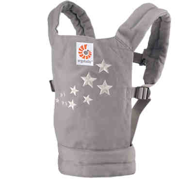 Puppenbabytrage Original, Galaxy Grey