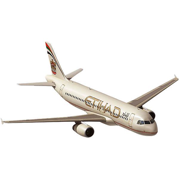 Самолет Airbus A320 Etihad