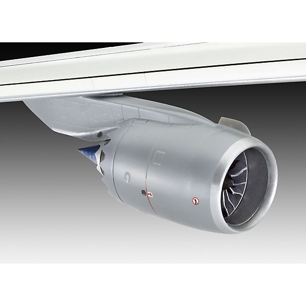 Самолет Пассажирский Боинг 747-8