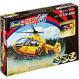"Revell Modellbausatz ""easykit"" Eurocopter EC-135 ADAC im Maßstab 1:72"