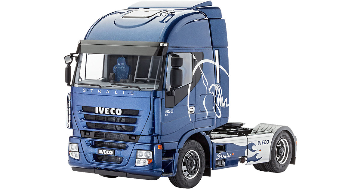 Modellbausatz Iveco Stralis im Maßstab 1:24