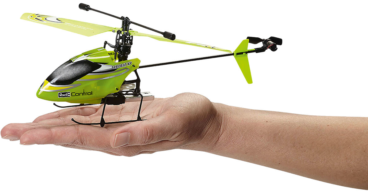 Revell Control RC Helikopter Singlerotor-Heli ´...
