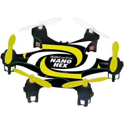 "Revell Control RC Multicopter ""NANO HEX"" schwarz-gelb"