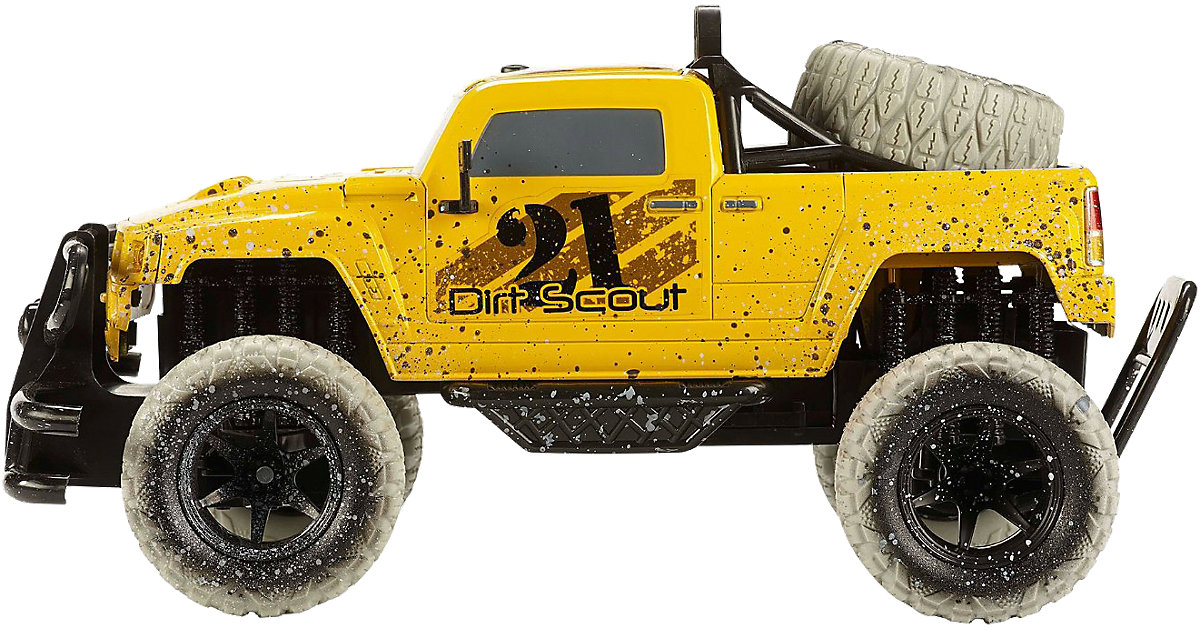 Revell Control Buggy ´´DIRT SCOUT´´