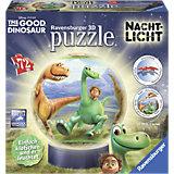 puzzleball® Nachtlicht Disney Arlo & Spot 72 Teile