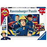 Puzzleset Sam hilft dir in der Not 2 x 24 Teile