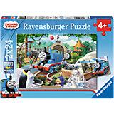Puzzleset Thomas und seine Freunde 2 x 24 Teile