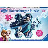 Puzzle Disney Die Eiskönigin: Elsas Schneeflocke 73 Teile