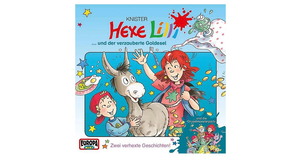 CD Hexe Lilliund der verzauberte Goldesel