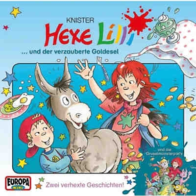 CD Hexe Lilliund der verzauberte Goldesel