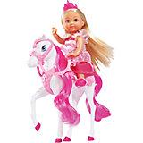 """Кукла """"Еви на лошади"""", Simba"""