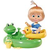 Кукла Маша с бассейном, Маша и Медведь, Simba