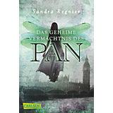 Die Pan-Trilogie: Das geheime Vermächtnis des Pan