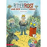 Ritter Rost: Ritter Rost und der Schrottkönig, mit Audio-CD, Teil 14