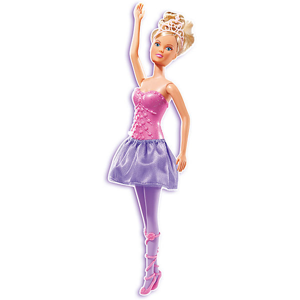 """Кукла """"Штеффи балерина"""", 29 см, Simba"""