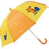 PLAYSHOES Kinder Regenschirm Maus