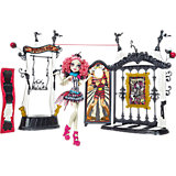 "Monster High ""Schaurig schöne Show"" Rochelle Goyle & Monster-Manege"