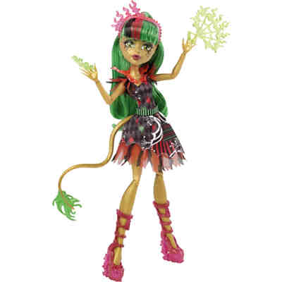 "Monster High ""Schaurig schöne Show"" Jinafire Long"