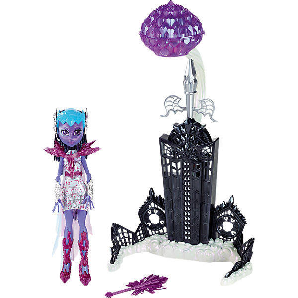 "Monster High ""Buh York. Buh York"" Kometen-Schwebestation & Astranova"