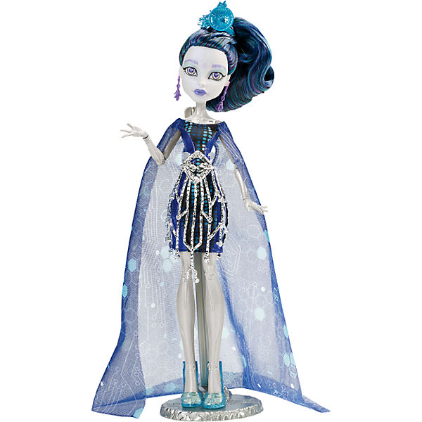 "Monster High ""Buh York. Buh York"" Elle Edee"