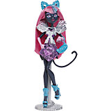 "Monster High ""Buh York. Buh York"" Falsches Spiel Catty Noir"