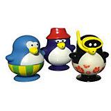 Пингвины, 3 шт., Water Fun
