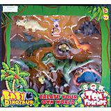 Набор динозавров, Toy Major