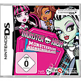 NDS Monster High Die Monsterkrasse Highschool Klasse