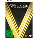 PC Civilization V Complete