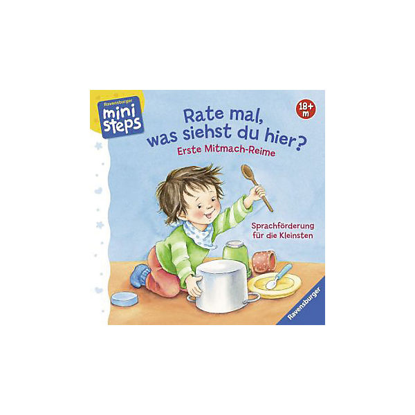 ministeps: Rate mal, was siehst du hier?