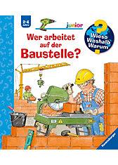 WWW junior Wer arbeitet auf der Baustelle?