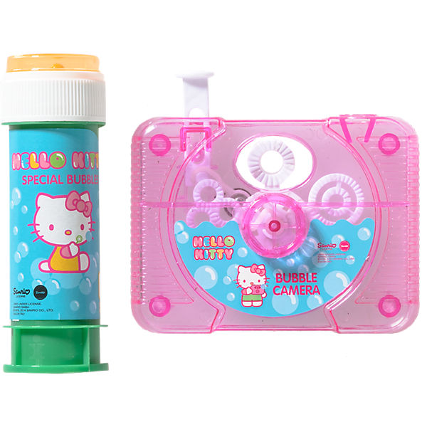 Seifenblasen-Kamera Hello Kitty