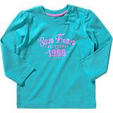 ESPRIT Baby Langarmshirt Essential für Mädchen Organic Cotton