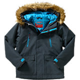 ZIENER Skijacke Abudi für Jungen