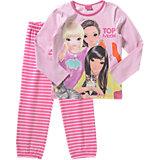 TOP MODEL Schlafanzug für Mädchen