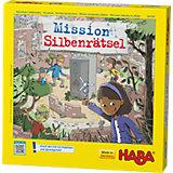HABA Mission Silbenrätsel
