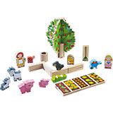 HABA 300521 Spielwelt Pias Bauerngarten