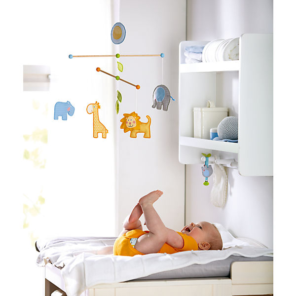 mobile elefant egon haba mytoys. Black Bedroom Furniture Sets. Home Design Ideas