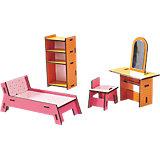 HABA 300510 Puppenhaus Little Friends Möbel Kinderzimmer