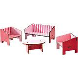 HABA 300507 Puppenhaus Möbel Wohnzimmer