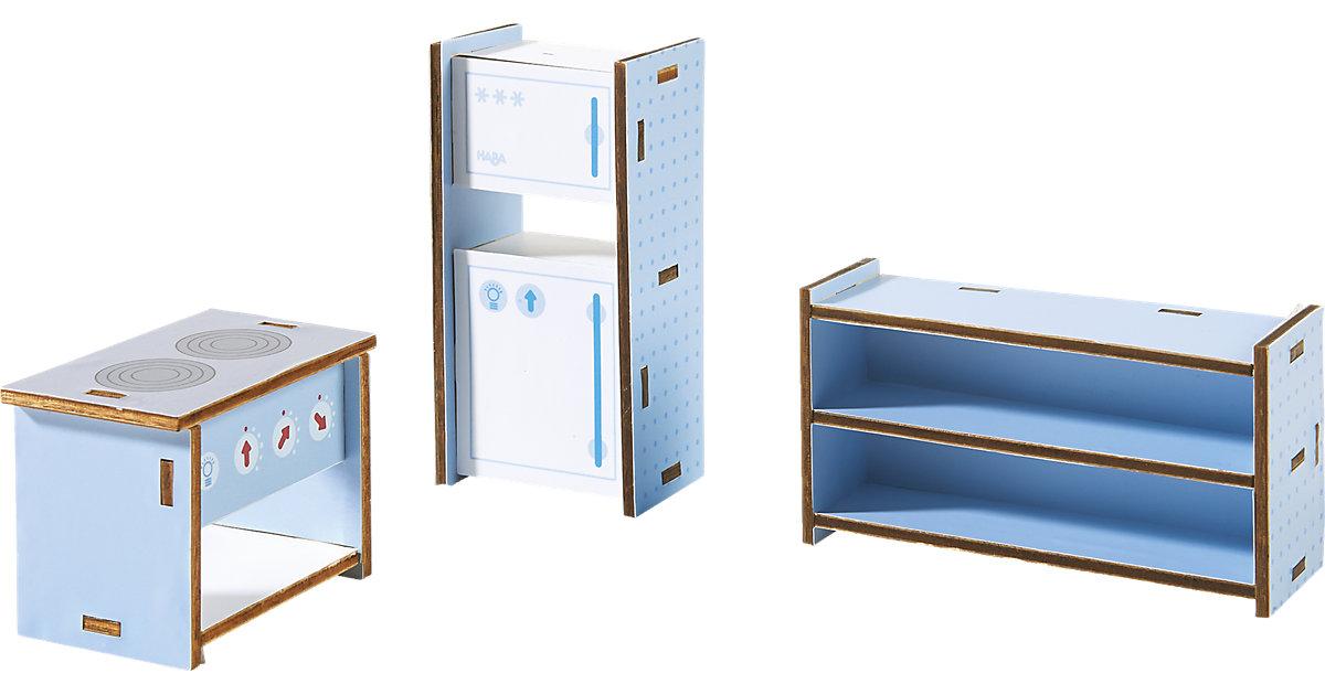 HABA 300508 Puppenhaus Little Friends Möbel Küche