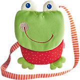 HABA 300575 Kinder Tasche Frosch