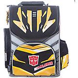 Школьный ранец Трансформеры с эргономической спинкой