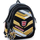 """Школьный рюкзак """"Трансформеры"""" с мягкой спинкой"""