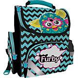 """Школьный ранец """"Furby"""" с эргономической спинкой"""